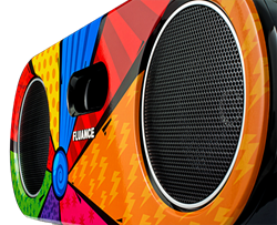 Limited Edition FiSDK500-A Artists Series Speaker Dock