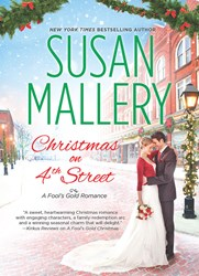Christmas on 4th Street, a Fool's Gold romance novel