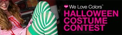 We Love Colors Halloween Contest