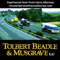 Tolbert Beadle & Musgrave - Missouri Semi Truck Injury Attorneys
