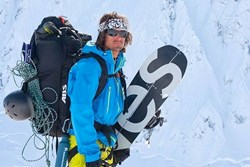 Extreme Snowboarder Jeremy Jones