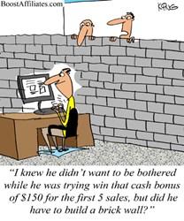Boost Affiliates   $150 Cash Bonus for first five sales