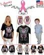 Liberty Wear Cancer Awareness Shirts