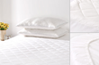 Lilysilk Announcement: Cover Beds with Premium Quality Silk Mattress Toppers in Spring 2014