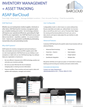 ASAP Systems BarCloud General Information