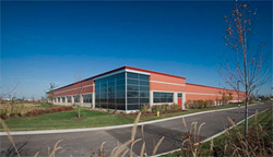 Continuum West Chicago Tier III Data Center