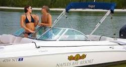 boating, couples, florida travel, Naples, hotel, leisure travel