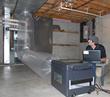 aerosol duct sealing EPA recommendation