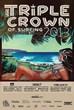 Vans Triple Crown 2013 Poster
