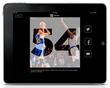 Beyond the Box 2.0: Real-time NBA photos from Instagram