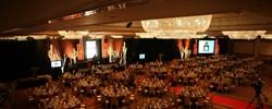 Past Copper Cactus Awards Set Up