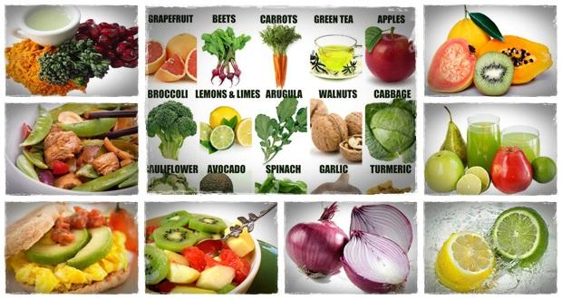 Fatty liver diet list nuts
