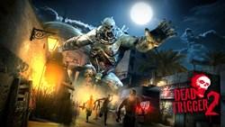 Dead Trigger 2 screenshot Boss