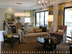Terzetto, Beasley & Henley, Interior Design, decorating, WCi, model, Bonita Springs,lanai