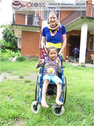 Global Volunteer Projects Helping Underprivileged Children (Disabled, Orphaned, and HIV Infected kids)
