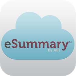 eSummary Mobile - legal document sharing application