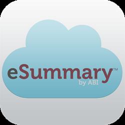 eSummary Mobile - legal document sharing application