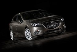 The new Mazda3 - prices starting from £16,695