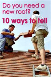 roof repair basics