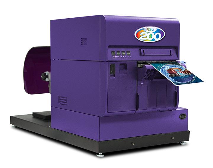 QuickLabel Introduces Kiaro! 200 Color Label Printer for Wide Labels