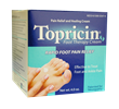 Topricin Foot Therapy Cream can be found in the CVS Foot Care Section
