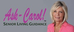Ask-Carol Senior Living Guidance Logo