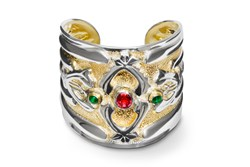 Michael Galmer creates the holiday's perfect gift: The Christmas Cuff.