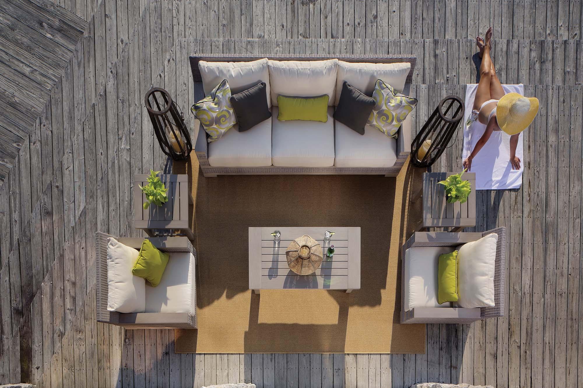 Outdoor Furniture Manufacturer Summer Classics Wins ICFA Design - Summer classics outdoor furniture
