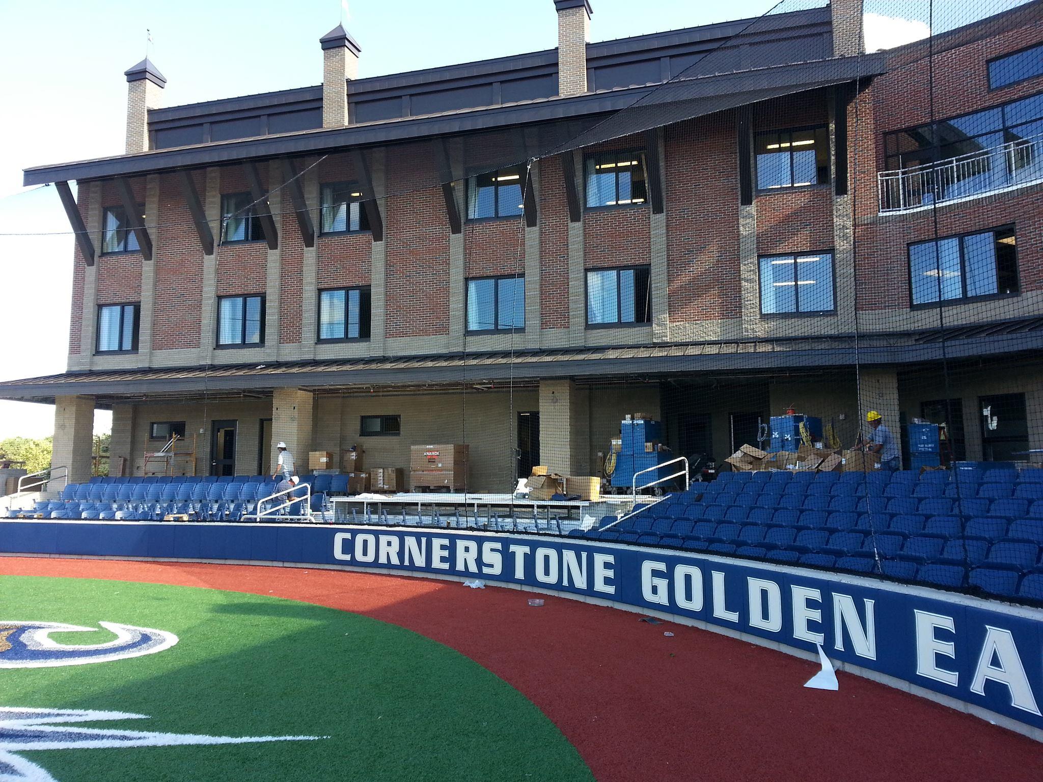 Lee University Baseball >> Cornerstone University Celebrates Grand Opening of De Witt ...