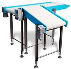 DynaClean food processing conveyors for transferring food product