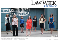 Law Week Colorado Outstanding Legal Professionals