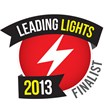 Leading Lights Finalist 2013