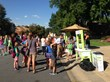 Minnesota's Olympic Hills 9/11 Lemonade Day with the Little Green Money Machine