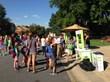 Minnesota's Olympic Hills 9/11 Lemonade Day with the Little Green Money Machine