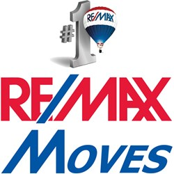 RE/MAX Moves Logo
