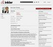 Inkler Profile Page