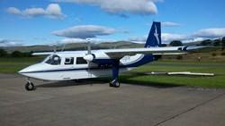 Cape Air's Islander