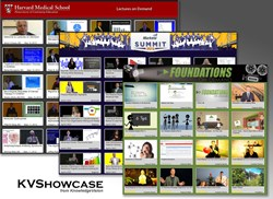 online presentation gallery