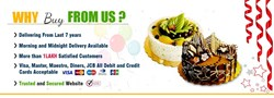 IndiaCakes.com Launched its New Website with Improved Features to Order Cakes and Flowers Online