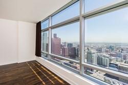 View from Floyd Mayweather's Ritz Carlton luxury condo.