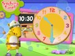 Learn how to tell time with Tommy & Tallulah