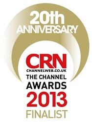 CRN Channel Awards Finalist