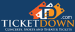 Ticket Down has cheap tickets for all sports, concerts and theatre events around the world at low everyday prices.