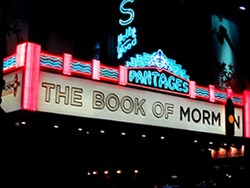 The Book of Mormon Pantages Theatre