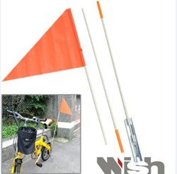 Custom Bike Flags