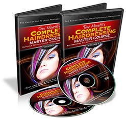 hair stylist training how complete hairdressing master course