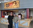 Hog Barbecue location at the Bud Light Party Deck at Tampa Bay Times Forum
