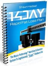 14 day rapid fat loss