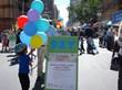 92Y Street Festival in upper east Manhattan, New York