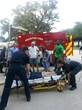 AF NCOs quick actions save pedestrian